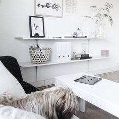 living room shelving from @Hanna Andersson Andersson Ahlin - Hannasinspo Instagram
