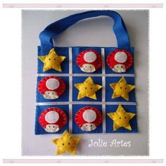 Jogo da Velha Mario Bros