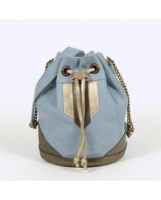Le mini sac seau Petit Boston, Antoinette Ameska. Sac Bandoulière, Petit Sac , 64e8e4d69b3