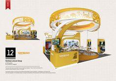 Exhibition stand design Exhibition Stall, Exhibition Booth Design, Exhibit Design, Museum Exhibition, Kiosk Design, Display Design, Retail Design, Exibition Design, Pop Design