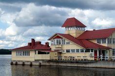 KUUNSÄTEESSÄ: Tammisaari, ravintolat ja kahvila
