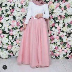 Summer chiffon maxi skirts with hijab – Just Trendy Girls