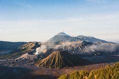 Le Mont Bromo, un paysage à couper le souffle. Découvrez tous nos conseils pratiques !