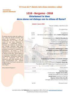 Italia Medievale: 1218 - Bergamo - 2018