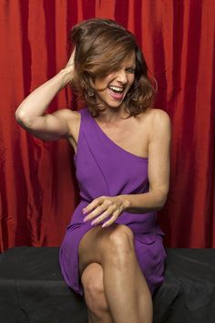 Florencia Lozano of One Life to Live  (Photo Courtesy of Victoria Will / TV Guide Magazine)