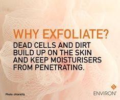 Take a dry sponge and a wet sponge. Would you expect soap to absorb better into the dry or wet one? You're right- the wet one. Our skin needs to be prepped adequately in order to be primed for our topical serums and moisturizers. Have more questions? Ask below or visit our website for more educational materials #skincare #environ www.dermaconcepts.com/find-a-stockist-page Convinced you need some Environ products in your life already? Find a stockist now: www.dermaconcepts.com