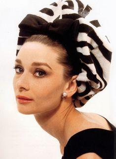 Maquillage d'Audrey Hepburn dans Breakfast at Tiffany's