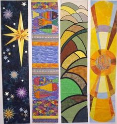 liturgical banners | If you would like to read the entire series for which this post was ...
