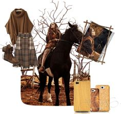"""""""The Call Of The Wild"""" by amoyok ❤ liked on Polyvore"""
