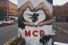 Inspiring new Northern Quarter street art reminds us what Manchester is really all about - Manchester Evening News