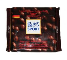 Ritter Sport Dark Whole Hazelnuts 100g at Rs.150