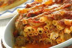 """Ziti Al Forno"""" - ricette e consigli di cucina in Ricette & Sapori"""