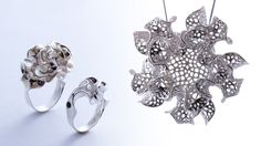 nervous system uses floraform to 3D print intricate wearable designs