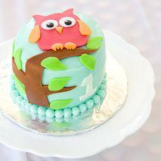Smash cake gorgeousness