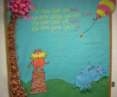 <b>Dr</b>. <b>Seuss</b> <b>bulletin</b> <b>board</b> | <b>Dr</b> <b>Seuss</b> <b>Ideas</b> | Pinterest