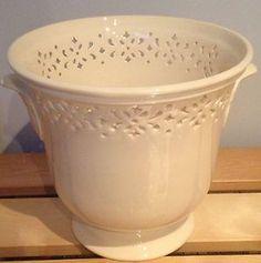 Royal Creamware large planter