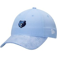 brand new 9597d 1b1f0 Memphis Grizzlies New Era Official On-Court Collection Draft Series 9TWENTY  Adjustable Hat - Light