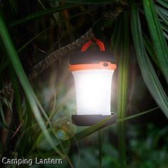 Camping Lantern - wonderful variety. Must check out...