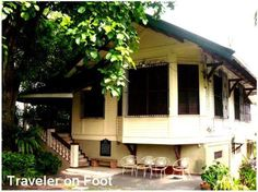 Paciano House, Los Banos: A modest American bungalow, the house of Don Paciano Rizal was built in 1927 by Don Andres Luna de San Pedro, son of master painter Juan Luna.