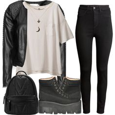 How To Mix And Match A T-Shirt With A Leather Jacket