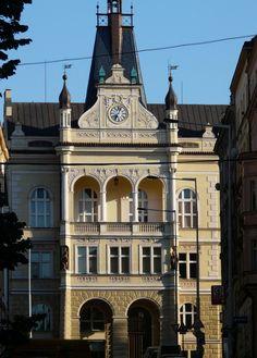 Nusle Town Hall, Prague