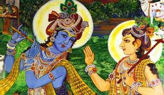Krishna is one of the main gods of the Indian pantheon. He is also one of the most revered deities in modern India. The great celebrations of Krishna Janmashtami and Holi are organized in his honor, festivals that are associated with his birth day.