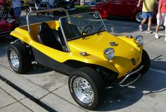 A 1970s dune buggy. Art of the Automobile car show in Daytona Beach, 5/5/2012. Photo by Luis — The Motor Bookstore.