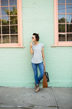 My Favorite Tees For Easy Summer Style