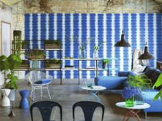 Designer: Designers Guild Fonte: Elle Decoration Uk - Setembro 2013