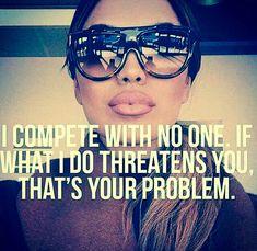 Your problem.