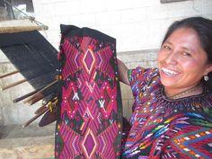 Vestido tradicional de Guatemala
