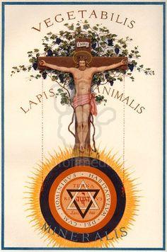 El Arbol del Universo, incuestionablemente es altamente simbólico.   Recordemos la erótica griega: no hay duda que el ecteris formal el útero femenino, debidamente conectado con el phalus vertical el phalo masculino, hacen cruz. Los cuatro puntos de la cruz son: la Ciencia, la Filosofía, el Arte y la Mística.