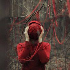 El hilo rojo....