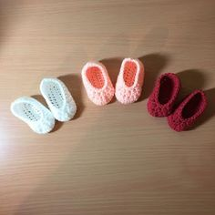 Hooking is a Lifestyle : How To Crochet Simple Newborn Booties