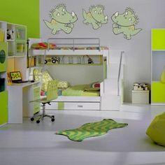 Image detail for -Little Dinosaur - Dinosaur Theme Room, kids bedroom decorating.