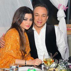 Haifa and I during my Birthday Surprise celebration