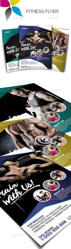 Fitness Flyer Fitness, Sports and Flyers