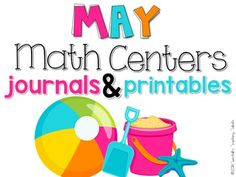 This packet includes 30 May Math Activities!  10 hands-on Math Centers 10 Math Journal Activities10 Independent Practice PrintablesThese centers are suited for first grade, but can also be used in small group for intervention or enrichment on the following skills:Numbers to 120Greater than Less thanOrdering numbers to 120Place value to 120Adding tensRelated FactsAddition to 20Subtraction from 20 CoinsPlace ValueOddEvenNumber sense to 120Adding Three NumbersNumber BondsShapesFractionsTo see…