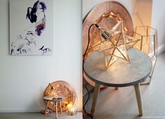 Interieur - Marokkanischer Herbst {Werbung} | The Nina Edition