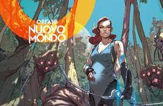 Orfani Nuovo Mondo Sergio Bonelli presenta il secondo volume della nuova stagione
