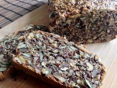 MchenS LowCarb : NUSSBROT