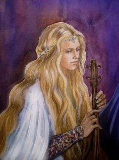 """Idril. Idril Celebrindal (""""silver-foot"""") was the only child of Turgon, whose wife Elenwë died at the Helcaraxë. She was the wife of Tuor, and the mother of Eärendil the Mariner, who later sailed to Valinor and brought about the War of Wrath in which Morgoth was finally defeated. Together with Orodreth's daughter Finduilas and Curufin's son Celebrimbor, she was one of the three Noldor in the third generation to come into exile."""