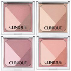 Clinique Sculptionary Cheek Contouring Palette for Spring 2015
