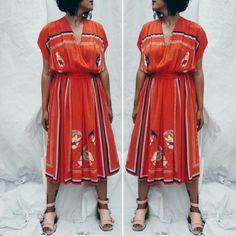 Vintage dress 70s-80s  Size M , €32,00