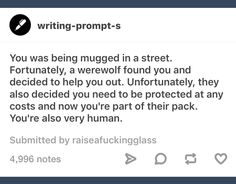 Tumblr, writing-prompt-s