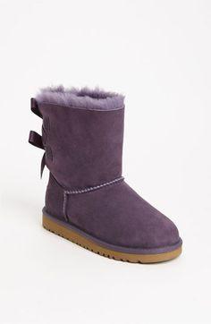UGG® Australia Bailey Bow Boot (Walker, Toddler, Little Kid & Big Kid)   Nordstrom