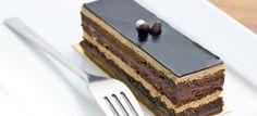 Vanila čoko koláč