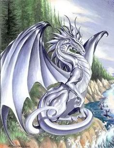 White Dragons are very special to me