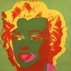 Andy Warhol. Untitled from Marilyn Monroe (Marilyn). 1967