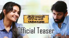 Taramani - Official Teaser | Andrea Jeremiah, Vasanth Ravi | Yuvan Shank...